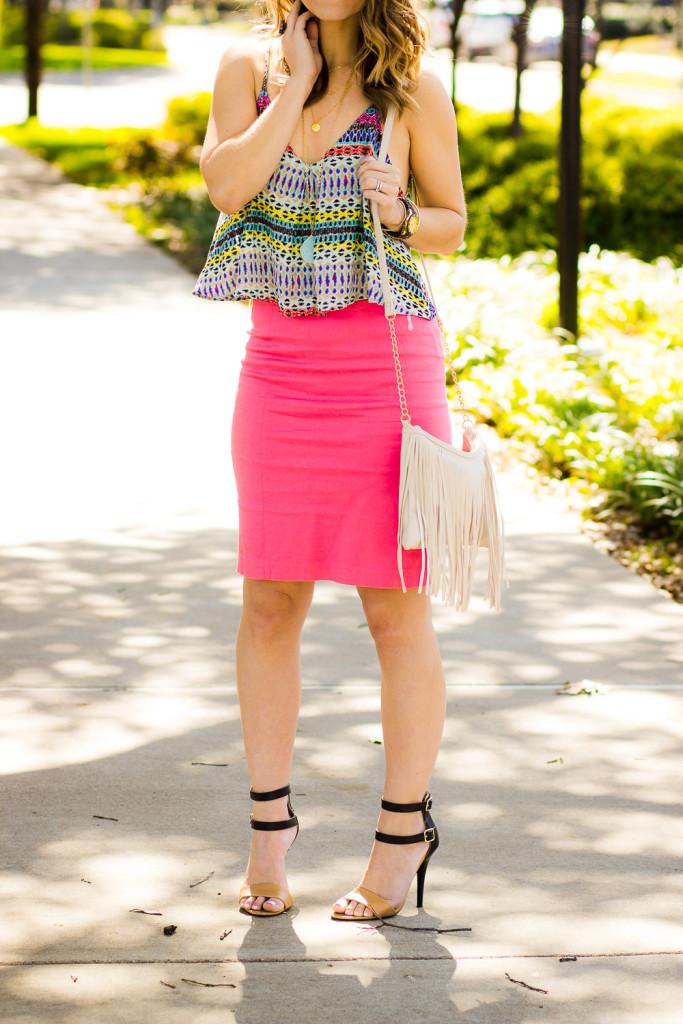 Dallas Fashion Blog Summer Style