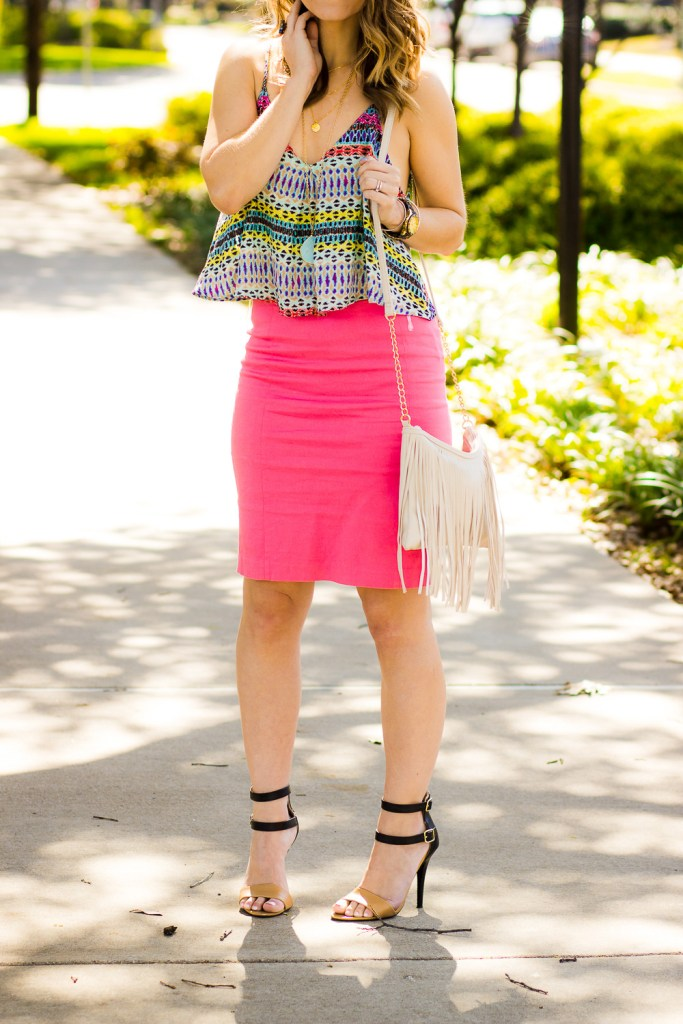 Dallas Fashion Blog Summer Style