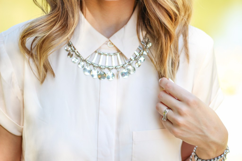 Silver-Statement-Necklace