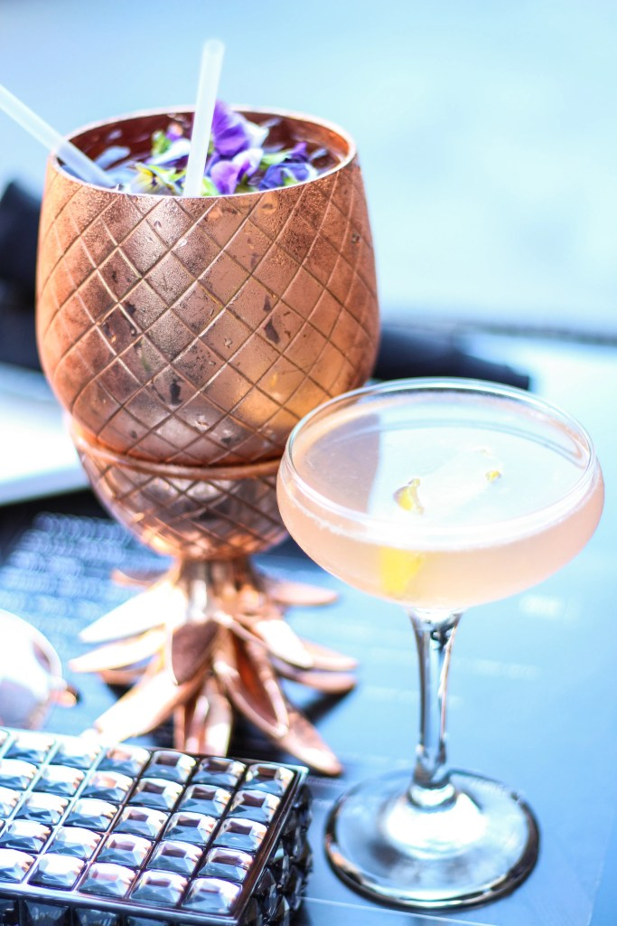 Copper-Pineapple-Cocktail-Dallas