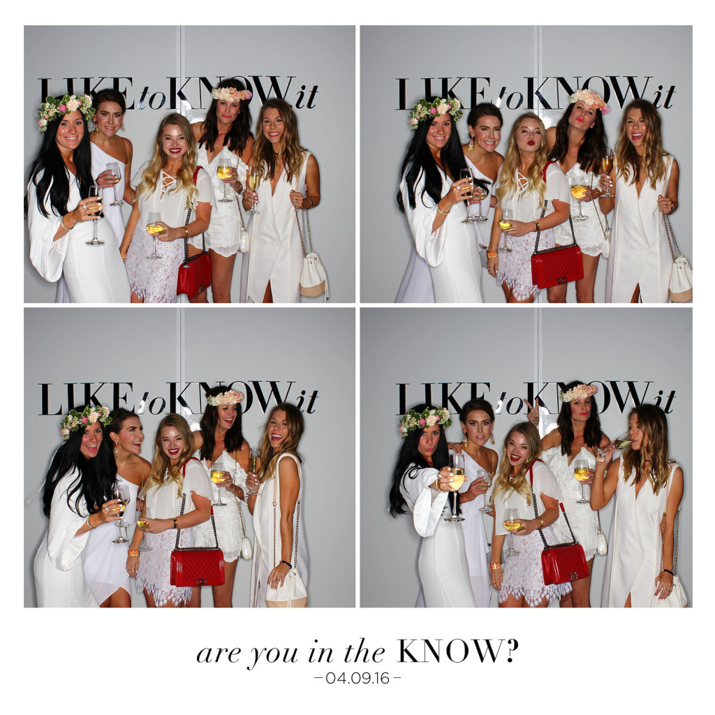 LIKEtoKNOW.it White Party