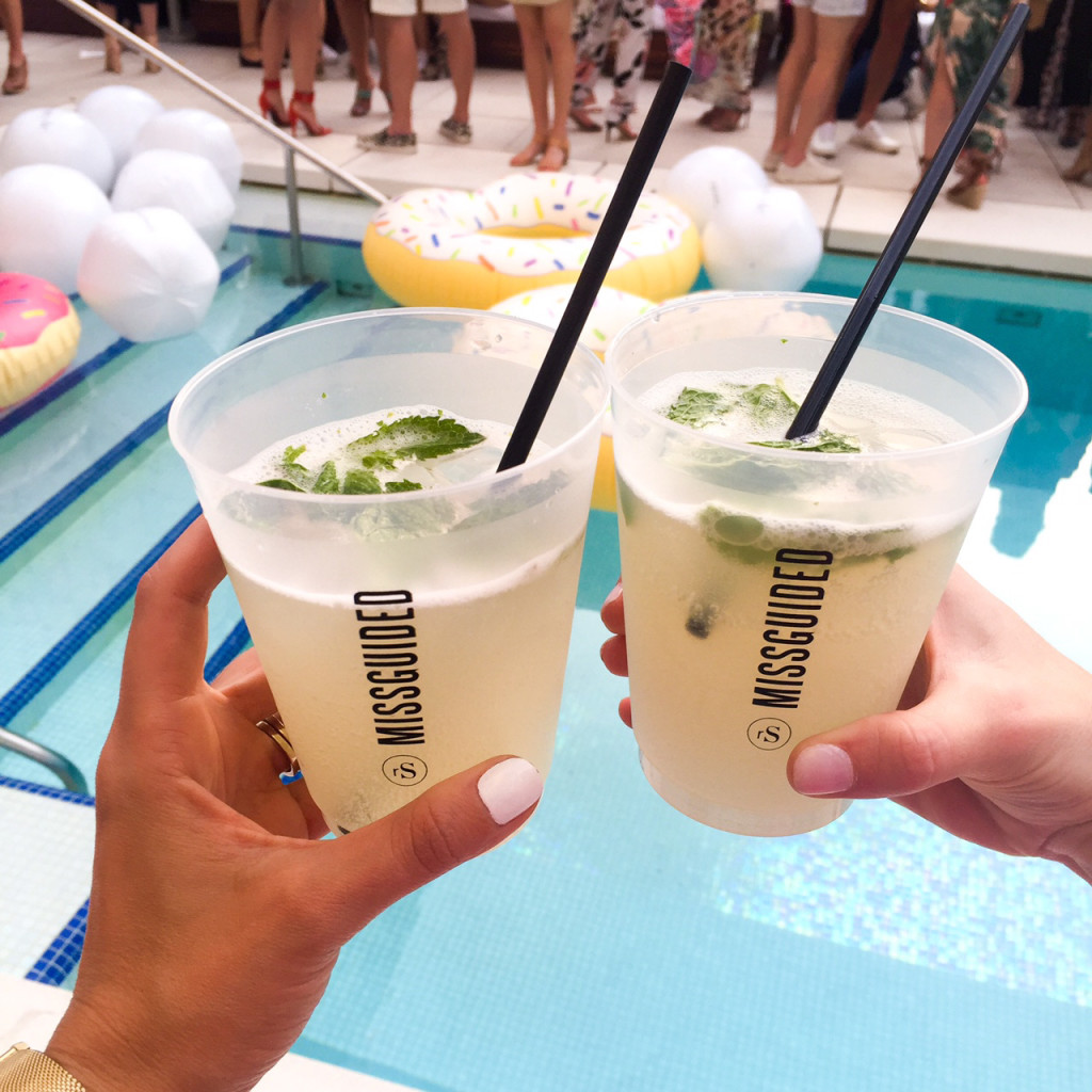 Missguided Pool Party with rewardStyle