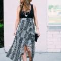 cabi tank maxi dress