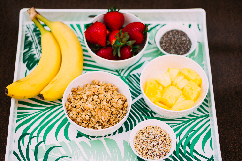 DIY Acai Bowl Recipe