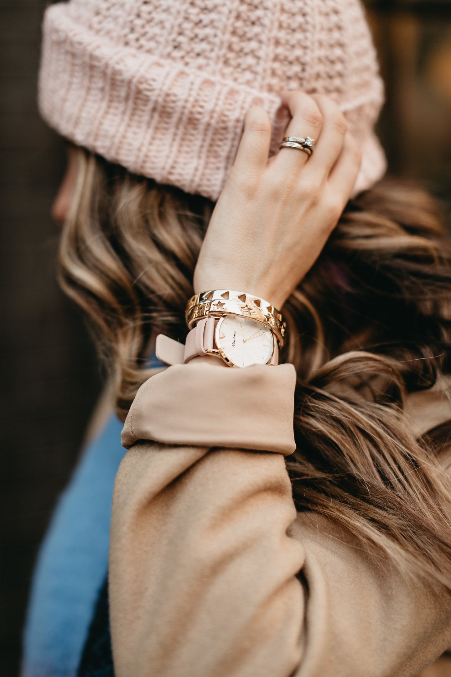 mon amie watch gift that makes an impact