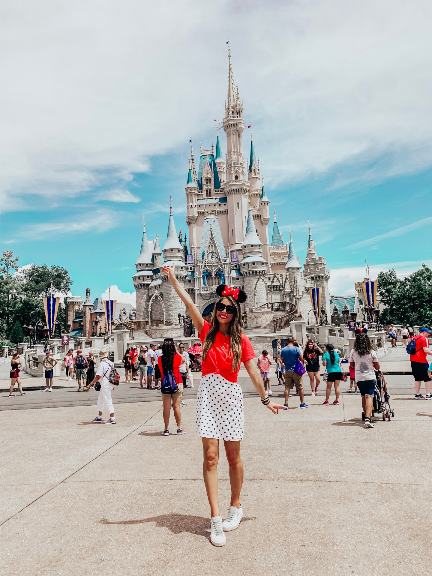 tips for doing Disney World with a toddler