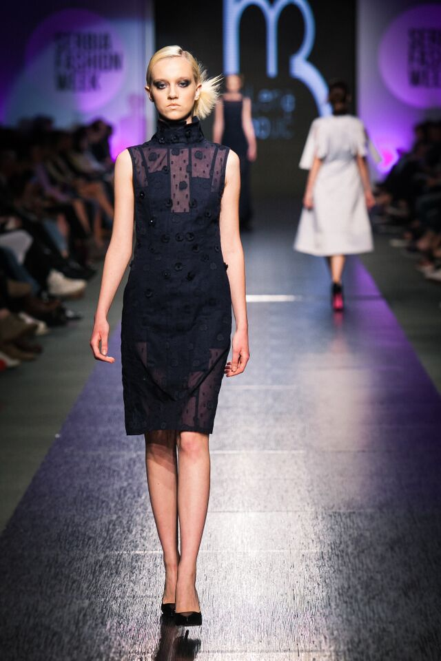 MILENA RADOVIC - Fall Winter 2015/16