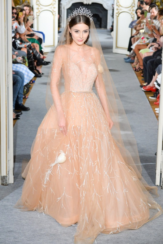 YANINA COUTURE - Fall Winter 2015/16