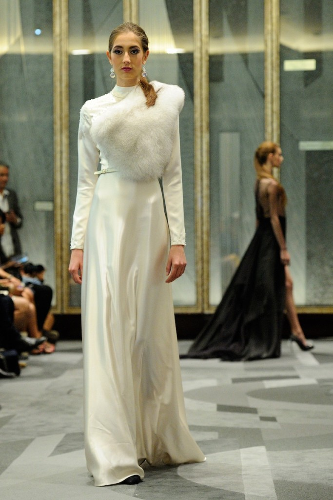 MANU REAS COUTURE - Fall Winter 2015/16