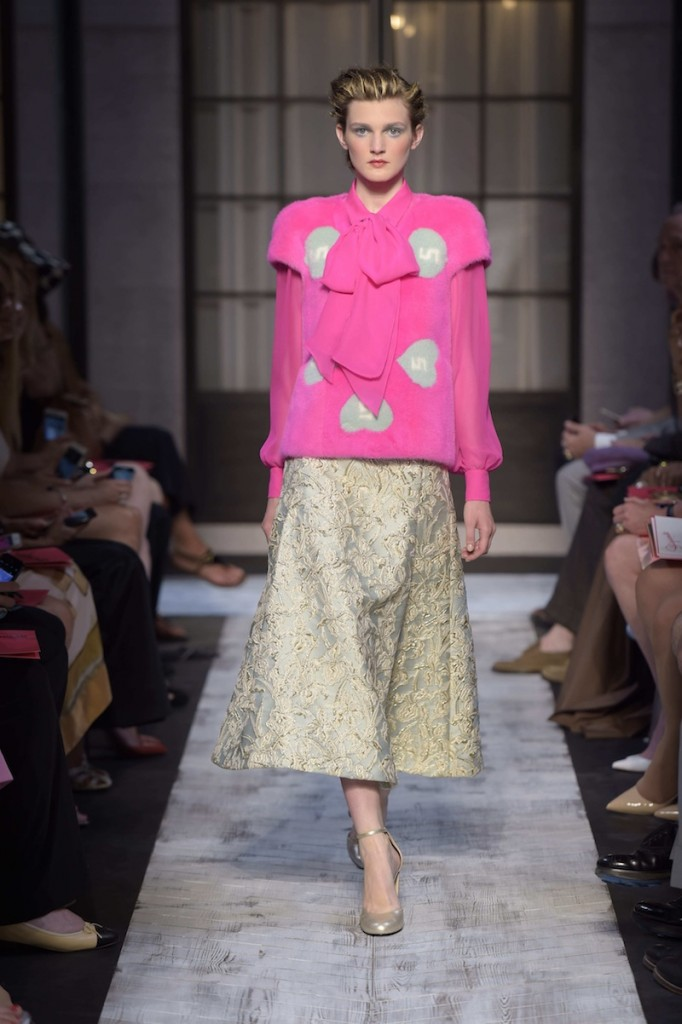 SCHIAPARELLI HAUTE COUTURE - Fall Winter 2015/16