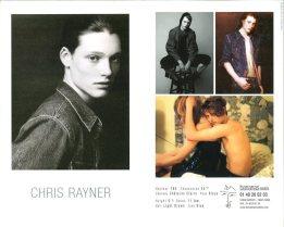 Chris Rayner