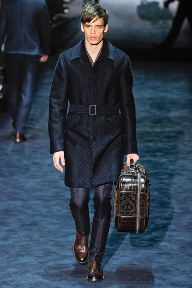 Gucci Fall/Winter 2012 | Milan Fashion Week