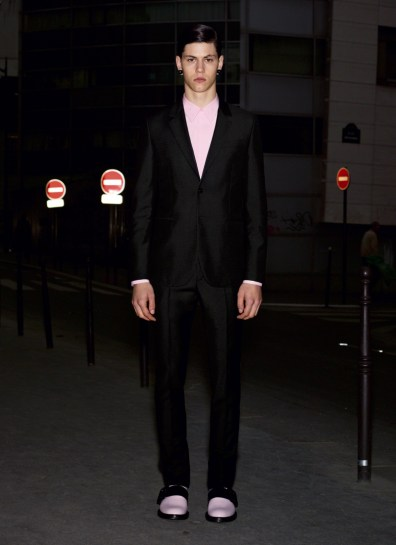 Simone Nobili Amp Christopher Michaut Step Out For Givenchy