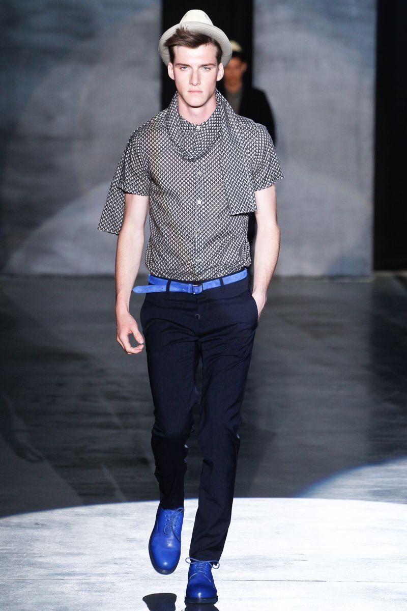 Iceberg Spring/Summer 2013 | Milan Fashion Week | The ...