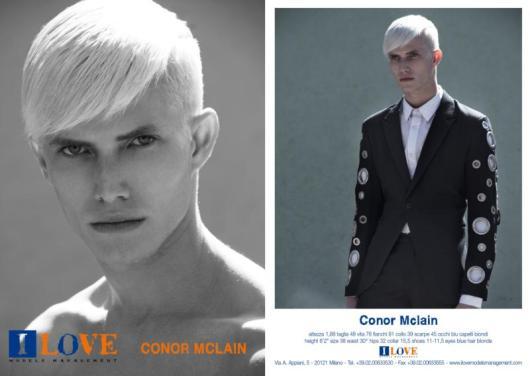 Conor Mclain