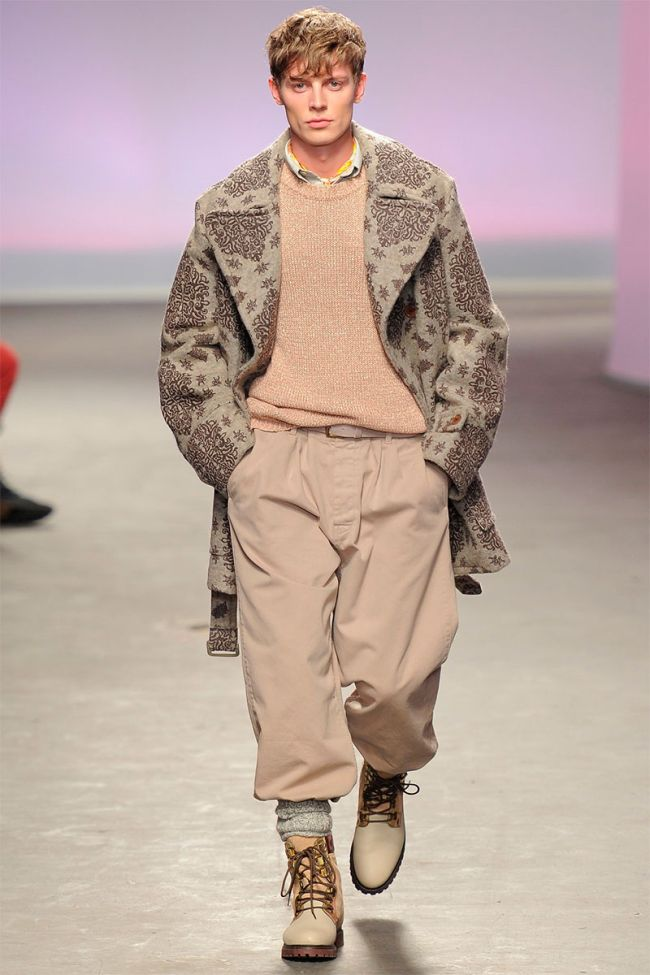 Topman Design Autumn/Winter 2012 / 2013 at London Fashion Week