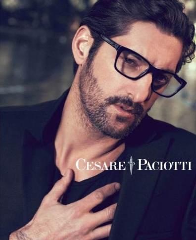 6347c1a3f1b3 Tony Ward Stars in Cesare Paciotti's Spring/Summer 2013 Eyewear Campaign