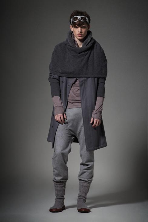 Andre Bona Stars in Nicholas K's Fall/Winter 2013 Lookbook ...