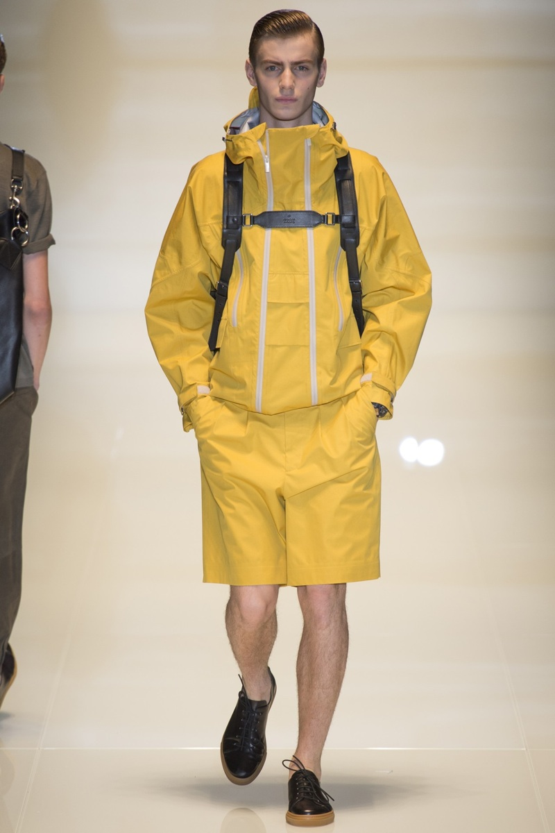Gucci Spring Summer 2014 Menswear Milan Fashion Week