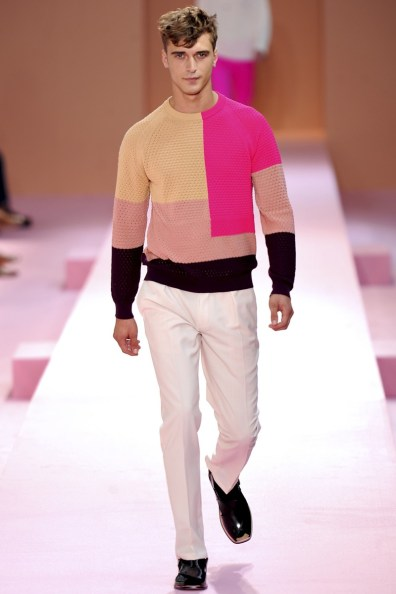 Paul Smith Spring Summer 2014 Paris Fashion Week The