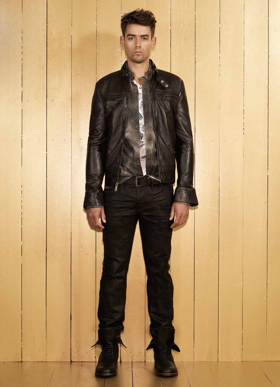 Guess Men S Holiday 2013 Lookbook The Fashionisto