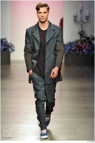 En Noir New York Fashion Week Spring Summer 2015 September 2014