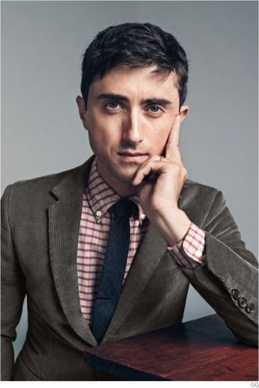 Brooklyn Tailors designer Daniel Lewis
