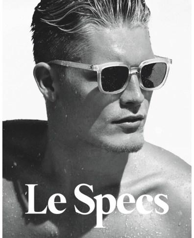 f33eed806ba4 Harry Goodwins Models Le Specs Spring/Summer 2014/15 Sunglasses Styles