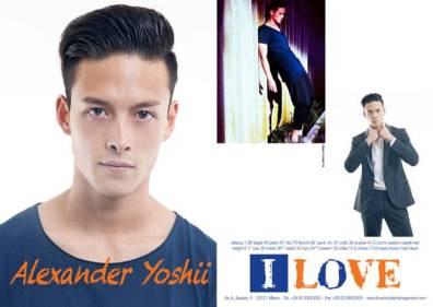 Alexander Yoshii