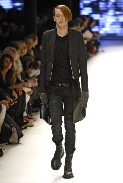 Dior Homme Fall/Winter 2007 by Hedi Slimane