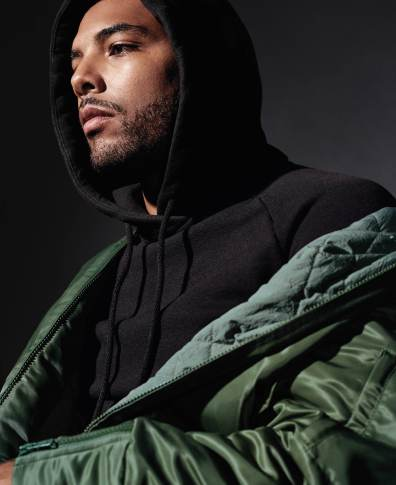 c1cdd5359 Kanye West Enlists Up   Coming Artists to Model Adidas Yeezy Season 1  Collection