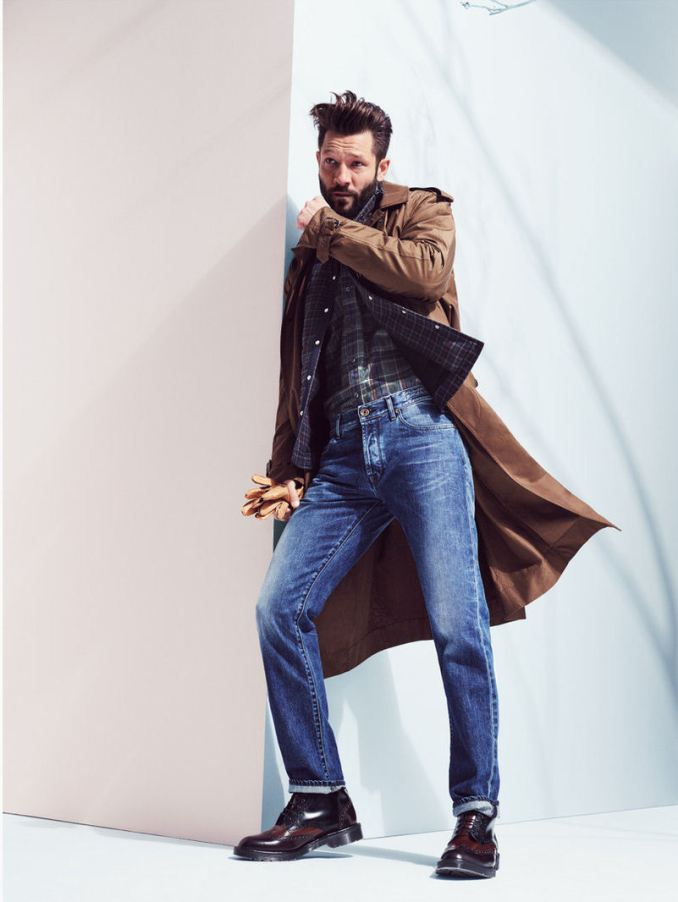 Men's Style Guide: GQ France Curates Essential Fashions