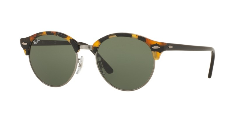 Ray Ban Introduces Clubround Sunglasses The Fashionisto