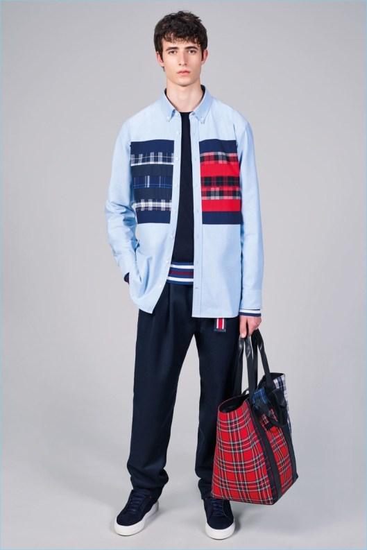 Tommy Hilfiger Fall Winter 2017 Men S Collection Lookbook