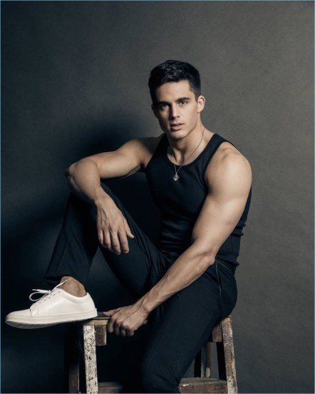 You Do The Math Pietro Boselli For Mega Man The Fashionisto