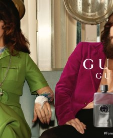 Jared Leto 2016 Gucci Guilty Fragrance Campaign Behind The Scenes The Fashionisto