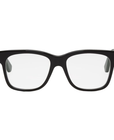 92015d0b0b Gucci Gold and Black Cruise Pilot Glasses