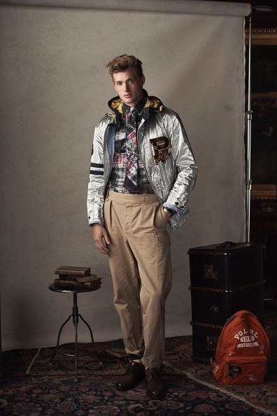 Polo Ralph Lauren Spring 2019 Men S Collection Lookbook