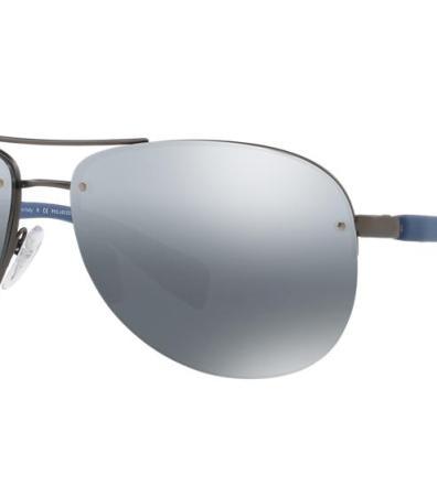 3687d65c2 Prada Linea Rossa Man PS 56MS - Frame color: Gunmetal, Lens color: Grey