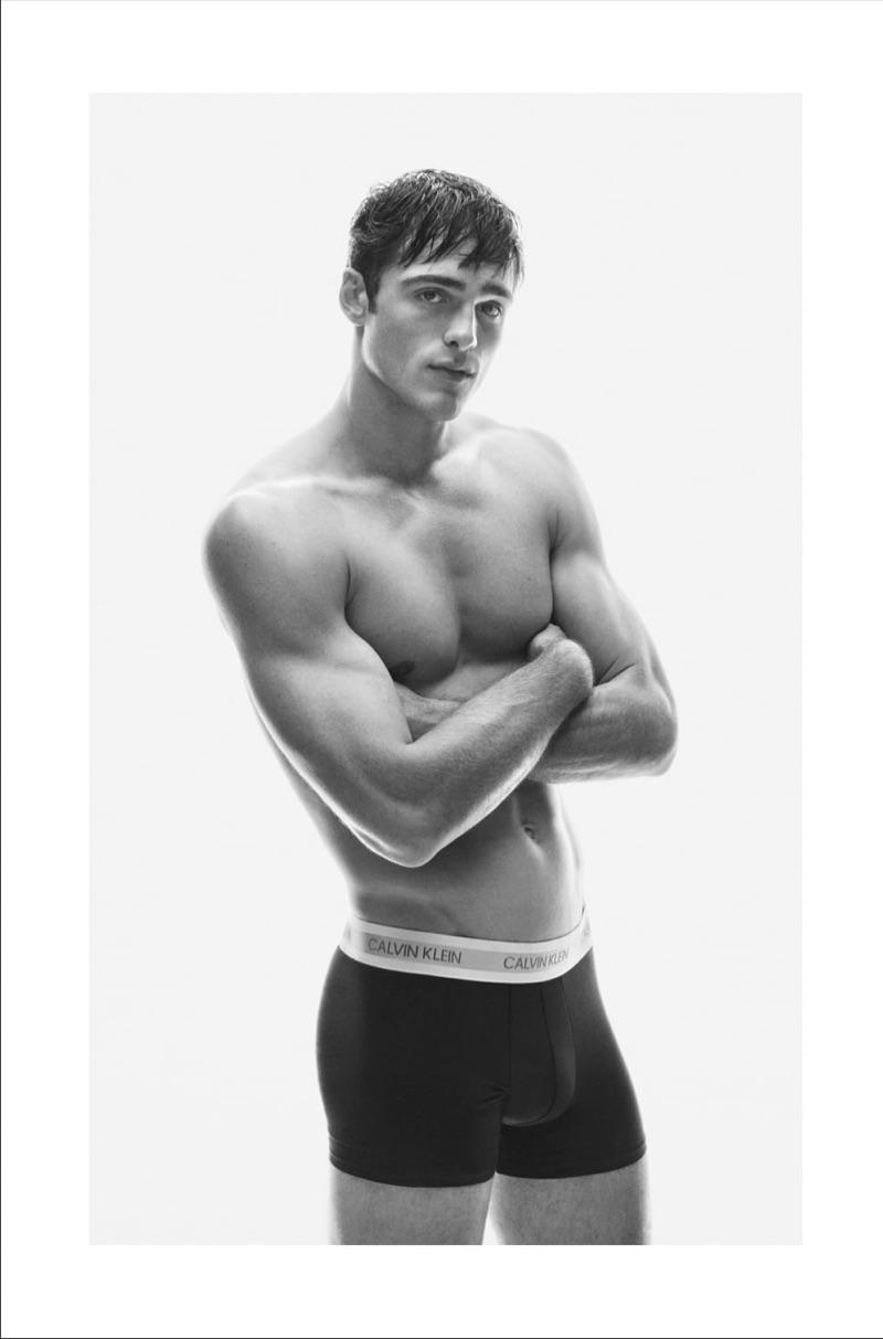 Calvin Klein Fall 2019 Underwear Campaign | The Fashionisto
