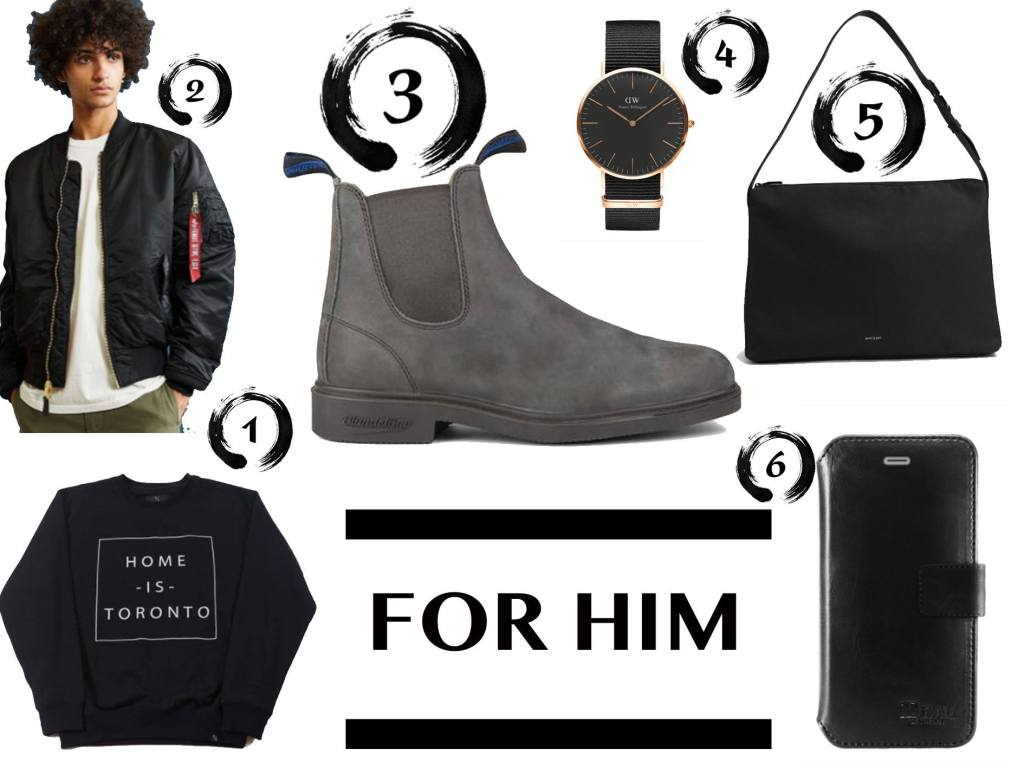 Holiday Gift Guide for Him and For Her
