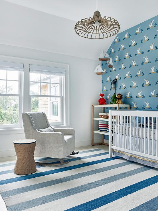 baby boy s nursery