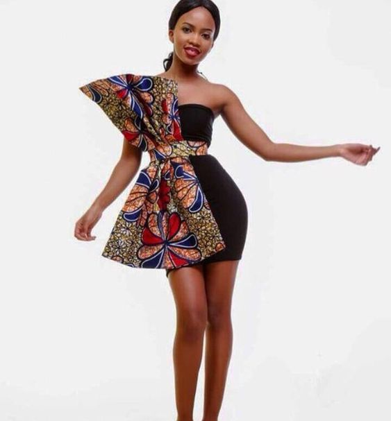Over 30 Best Kitenge Designs To Add To Your Wardrobe The