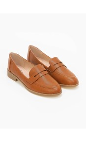 Basic loafers με άνετη σόλα - Ταμπά