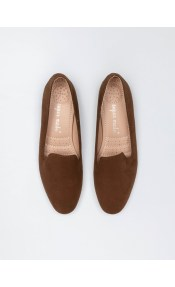 Basic suede loafers - Ταμπά