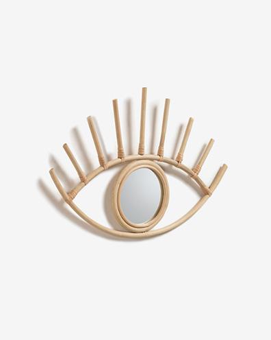 eye-shaped mirrors kave home decor