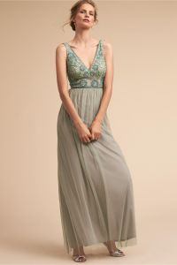 Green bridesmaid dresses that make your wedding ...