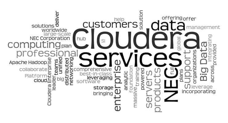 NEC, Cloudera Team to Deliver Big Data Hadoop Solutions