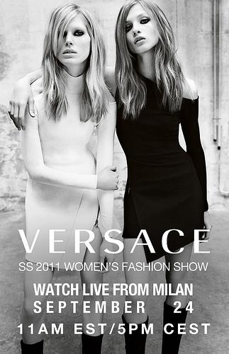 Versace Sprping 2011