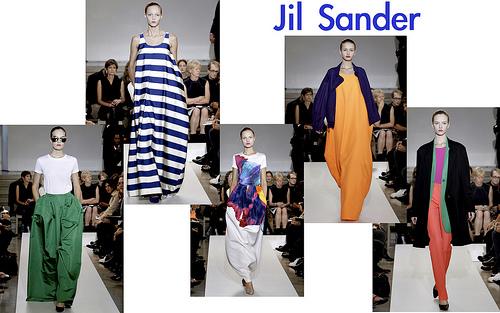 Jil Sander Spring 2011